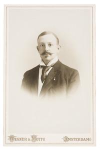 Portret van een man uit familie Beels