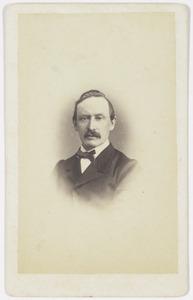 Portret van Petrus Jan van der Grijp (1819-1897)