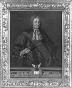 Portret van Cornelis Speelman (1628-1684), gouverneur-generaal van Indië