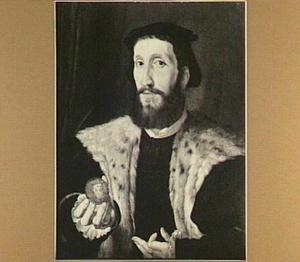 Portret van Alfonso de Valdes