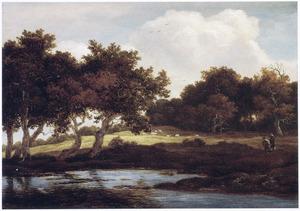 Bebost landschap