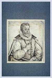 Portret van Karel Utenhove (1536-1600)
