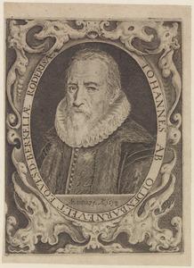 Portret van Johan van Oldenbarnevelt (1547-1619)