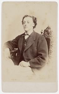 Portret van Corneille Adrien Vriesendorp (1843-1911)