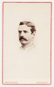 Portret van Antoine Ferdinand Georges Guillaume Schwartz (1853-1901)