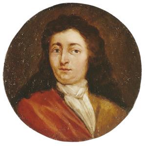 Portret van Johan van den Corput (?-1732)