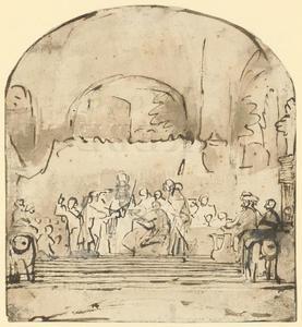 De samenzwering van de batavieren onder Claudius Civilis