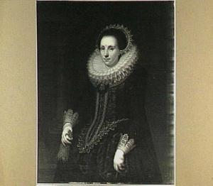 Portret van Maria Rosa (1575-?)