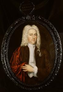 Portret van Berend Nicolaas Vosch van Roelingsweert (....-1726)