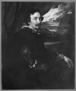 Portret van Lucas van Uffel (1586-1637)