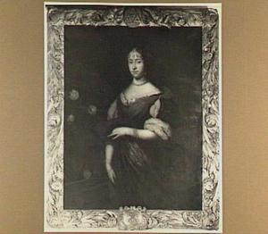 Portret Maria Sweerts (1649-1720), echtgenote van van Jacob Dircksz. van Foreest