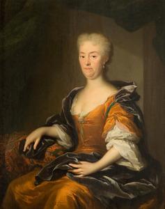 Portret van een vrouw, waarschijnlijk Cornelia van Bambeeck (1667-1741)