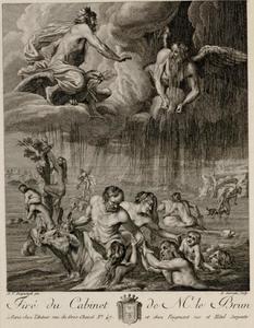 De zondvloed (Metamorfosen I: 260-312)