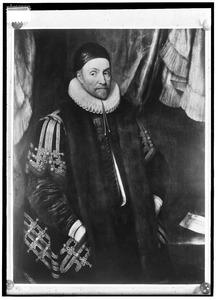 Portret van Willem I 'de Zwijger' van Oranje-Nassau (1533-1584)