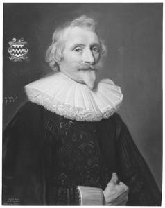 Portret van Jan van der Haer (1573-1646)