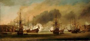 Handeling bij Bergen, 3 August 1665