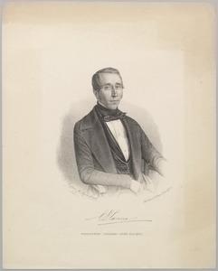 Portret van Coert Daniël Canne (....-1847)