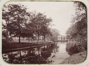 'Dijk en Burg', landgoed Leeuwenhorst