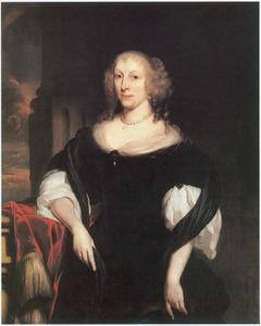 Portret van Maria Torck ( - 1654)
