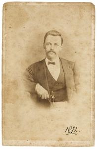 Portret van Martinus Feikema (1843-1906)