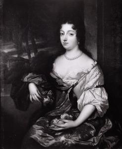 Portret van Aleida van Suchtelen (1649-1689)