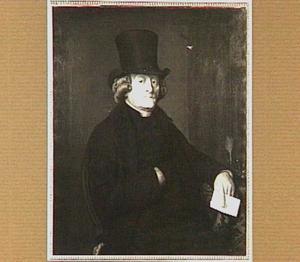 Portret van Theodorus Schuurman (1737-1816)