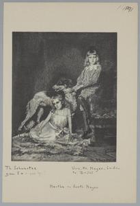 Portret van Marta en Kurth Mayer