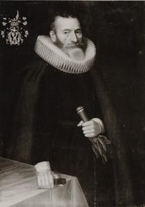 Portret van Arend Maertensz. van Barendrecht (..-1629)