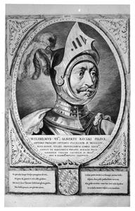 Portret van Willem VI van Beieren (1365-1417)