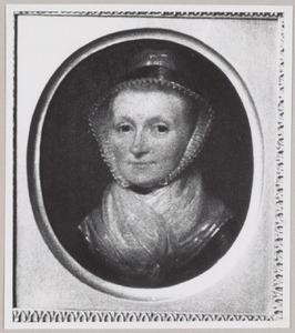 Portret van Maria Bezemer (1749-1801)