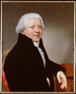 Portret van Johan Frederik Willem baron van Spaen (1746-1827)