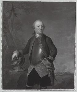 Portret van Johan Adolph van Hardenbroek (1721-1791)