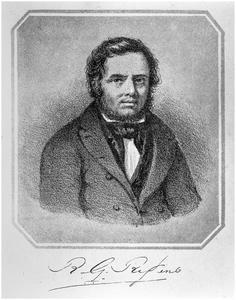 Portret van Roelf Gerrit Rijkens (1795-1855)
