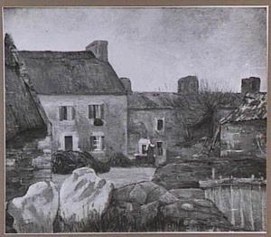 De boerderij bij Pouldu