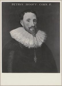 Portret van Pieter Cornelisz. Hooft (1581-1647)