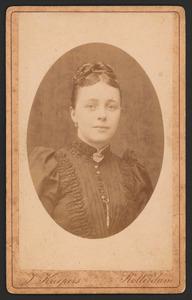 Portret van A.C. Dekkers (1872-1959)