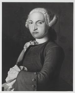 Portret van Nicolaas Arnoldi (1696-1777)