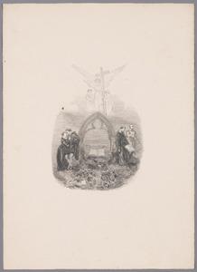 Waarschijnlijk symbolisch eerbetoon aan Hubert Druifhuis
