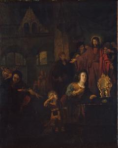 De penning van de weduwe