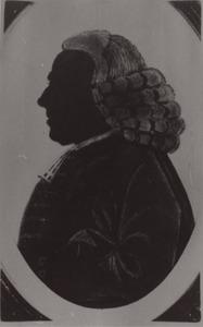 Portret van Johannes Henry (1746-1809)