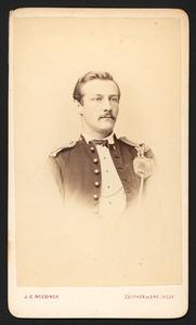Portret van Henri Marinus Buyskes (1846-1906)