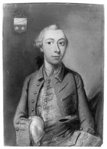 Portret van Ferdinand van Collen (1733-1788)