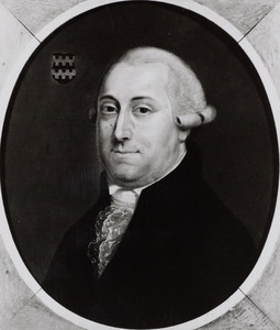 Portret van Barthout van Slingelandt (1731-1798)