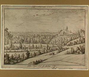 Landhuis van prins Dolendo in de omgeving van Milaan