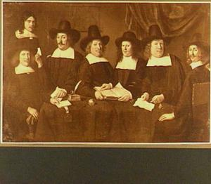 Schippersgilde te Maassluis, 1665