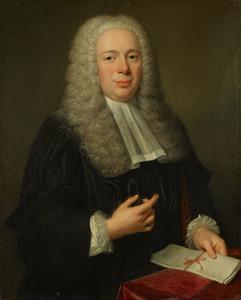 Portret van Willem Sautijn (1703-1743)