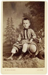 Portret van Willem Adriaan Leembruggen (1871-1925)