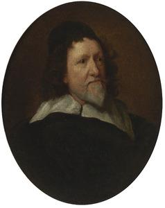 Portret van Inigo Jones (1573-1652)