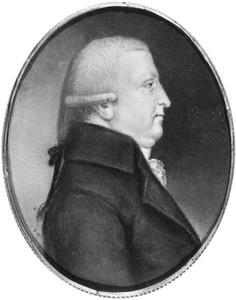Portret van Derck Bentinck tot Diepenheim (1741-1813)