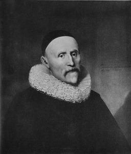 Portret van Dirck van der Hagen (....-1638)